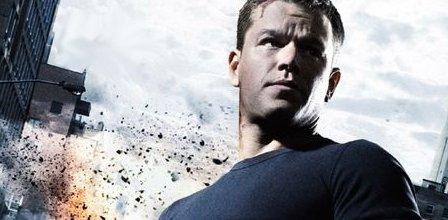 Imagen saga Bourne