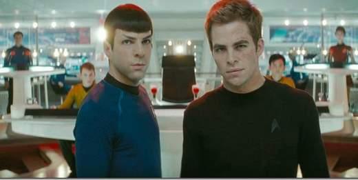 Star Trek 2 en mayo de 2013