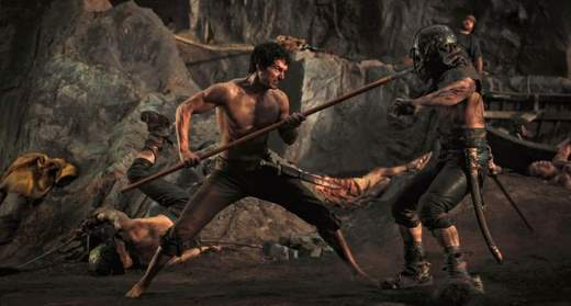 Immortals domina la taquilla de cine USA