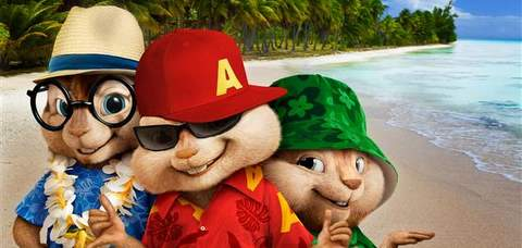 Alvin y las ardillas 3