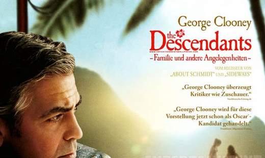 The Descendants mejor película