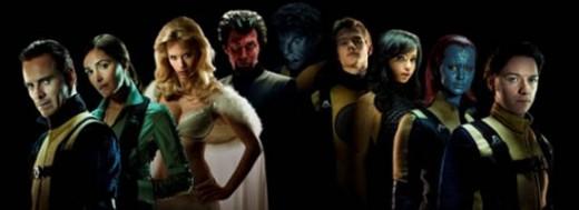 X-Men: Primera Generación 2