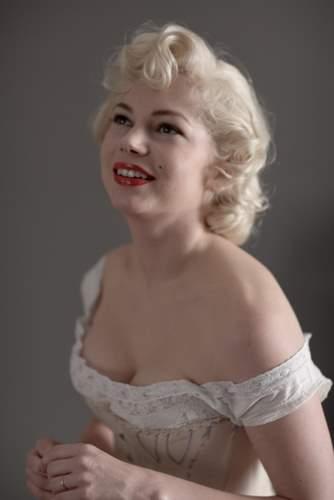 Mi semana con Marilyn.