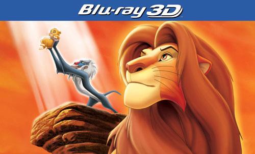 El Rey León 3D.