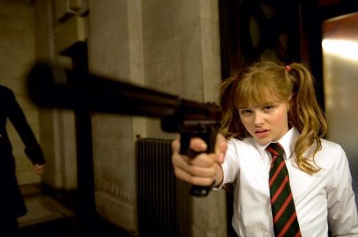 Chloe Moretz será Carrie.