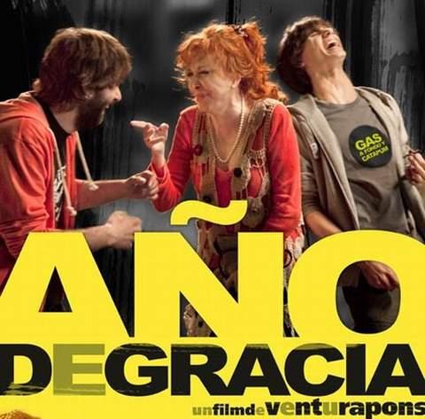 Crítica cine Año de gracia.