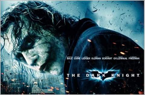El Caballero Oscuro.