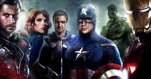 Los Vengadores.
