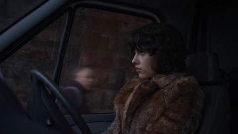 Scarlett Johansson en 'Under the skin'.