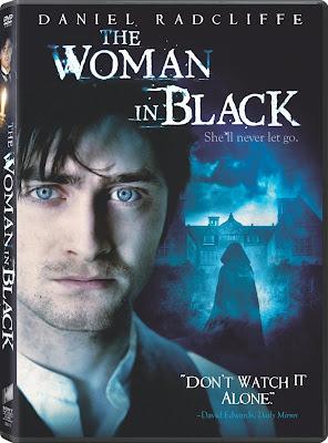 DVD de La mujer de negro.