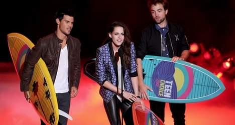 Teen Choice awards 2012.