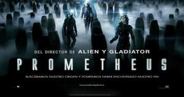 Prometheus, crítica.