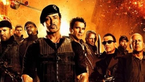 Los Mercenarios 2, crítica.