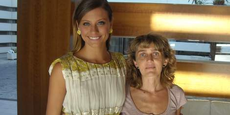 Michelle Jenner y Susana Peral de Cineralia.com