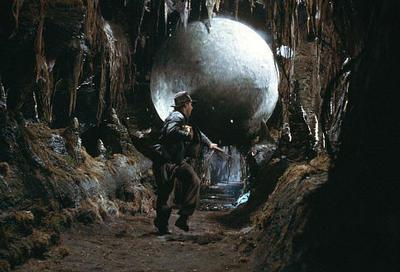 Indiana Jones: En busca del arca perdida.