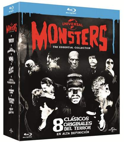 Universal Monster Collection.