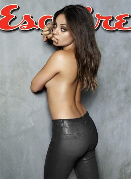 Mila Kunis la mas sexy del mundo.