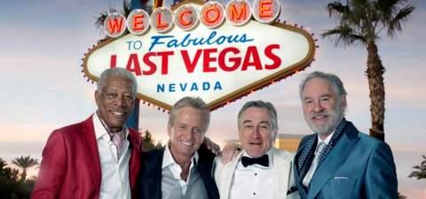 Last Vegas.