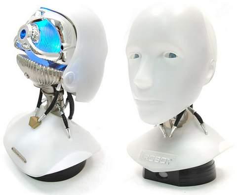 Busto Yo, Robot.