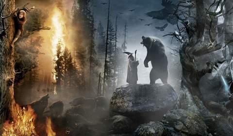 El Hobbit.