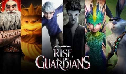 El Origen de los Guardianes.