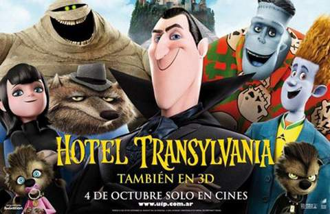 Hotel Transilvania.