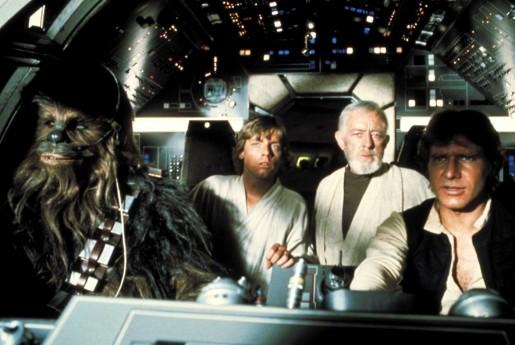 La guerra de las galaxias VII ya tiene guionista.