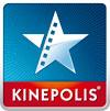 Kinépolis, logo.