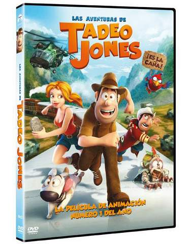 Las aventuras de Tadeo Jones.