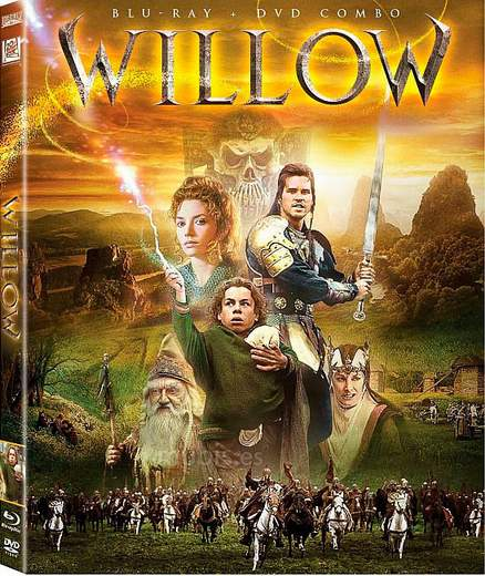 Willow en Blu-ray.