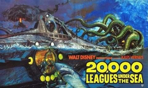 Imagen de 20.000 leguas de viaje submarino