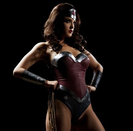Kimberly Kane es Wonder Woman