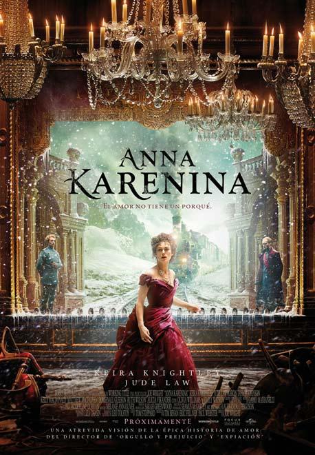 Póster de Anna Karenina