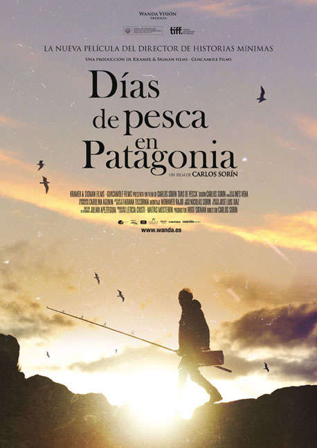 Póster de Días de pesca en Patagonia