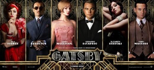 Banner de El Gran Gatsby