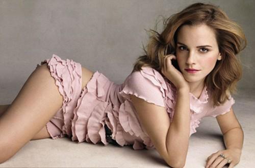 Emma Watson en 50 Sombras de Grey
