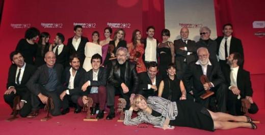 Premios Fotogramas 2013