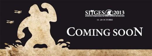 Sitges 2013 Logo