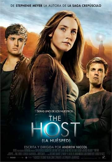 Cartel de The Host