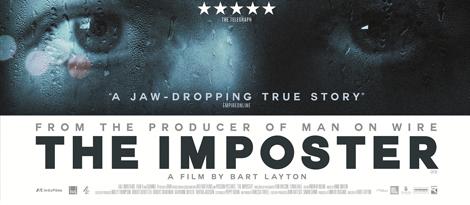 """El Impostor"", banner"
