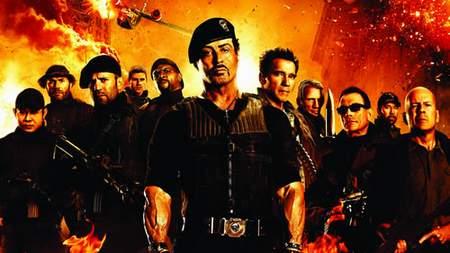 """Imagen """"Los Mercenarios 3""""."""
