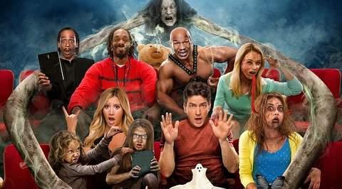 """Imagen de """"Scary Movie 5""""."""