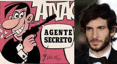 Anacleto, Quim Gutierrez.