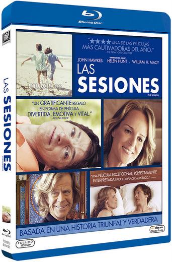 """""""Las Sesiones"""", Blu-ray."""