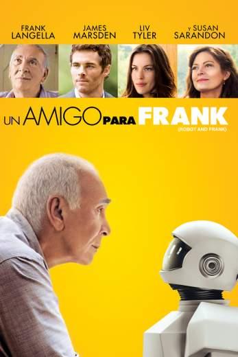 un-amigo-para-frank-poster