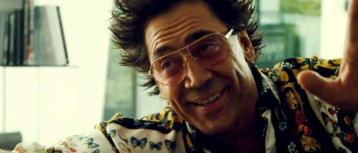 "Javier Bardem en ""The Counselor""."