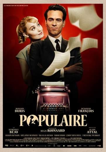 "Póster de ""Popular""."
