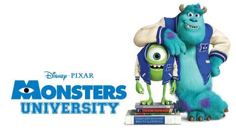 """Crítica de """"Monstruos University""""."""
