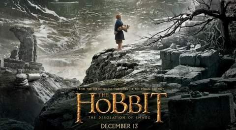 """Primer Trailer de """"El Hobbit: La Desolación de Smaug""""."""