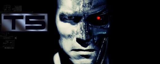 """""""Terminator 5"""" con Arnold Schwarzenegger."""